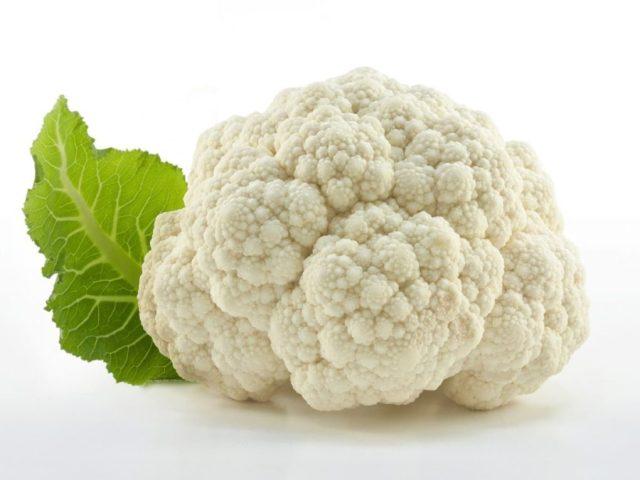 Health benefits of cauliflower