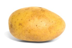 Potatoes, body hair, skin burns
