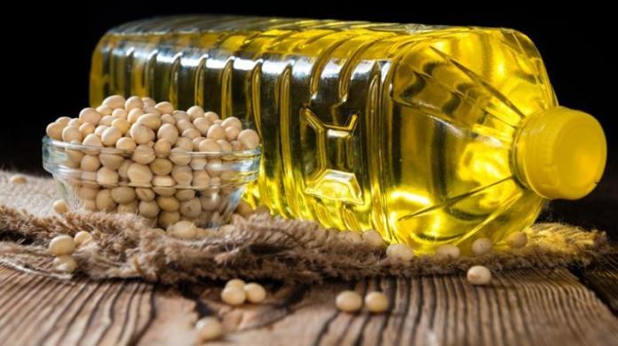 """bienfaits pour la santé de l'huile de soja """"title ="""""""