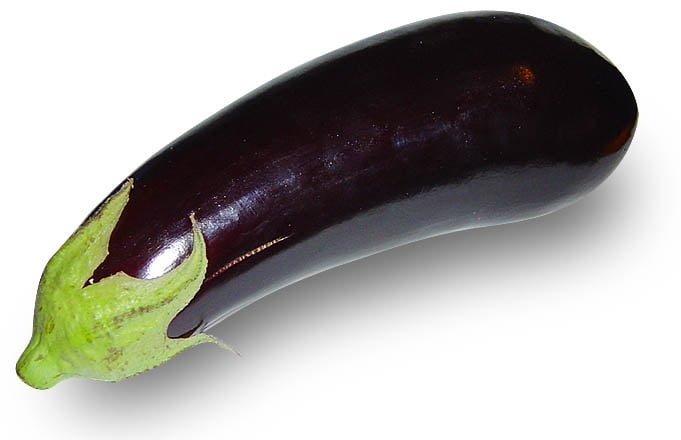 basal cell carcinoma, eggplant