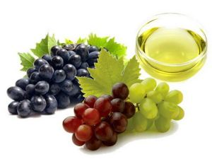 grapes, broken capillaries treatment