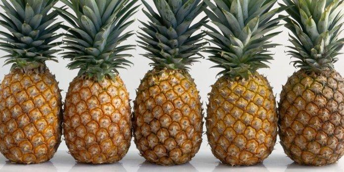 pineapple, pineapples