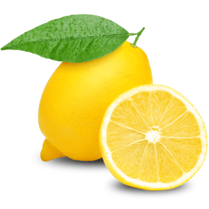 Health benefits of lemon