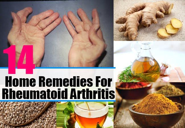 rheumatoid arthritis home remedy