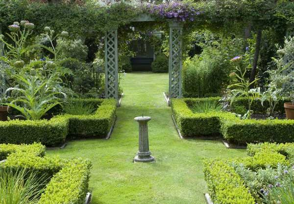 Formal Garden Design Ideas For Small Outdoors Home N Gardening Tips