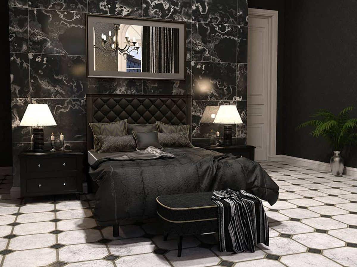 Check out our black bedroom decor selection for the very best in unique or. 13 Gothic Bedroom Decor Ideas To Create A Sense Of Mysticisim Homenish