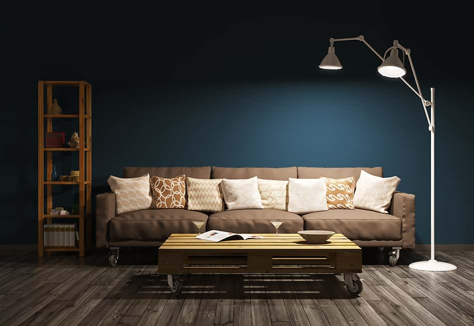 Which Wall Paint Colors Go With Dark Brown Furniture 14 Colors Explored Homenish
