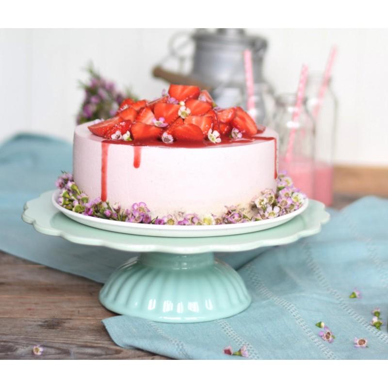 Ib Laursen Tortenplatte Mynte in Mintgrn Cake Stands bei