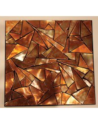 copper wall art  Roselawnlutheran