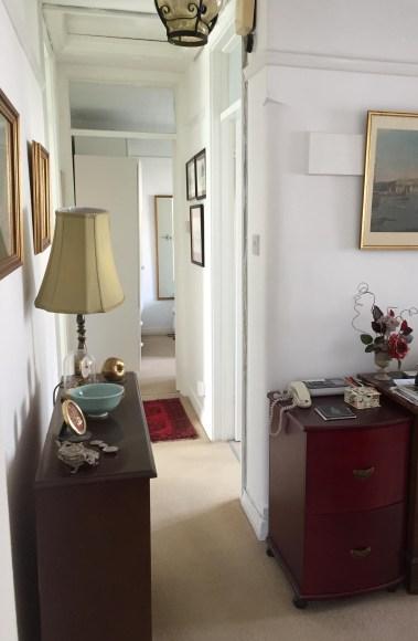 Home of Devenish hallway