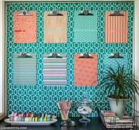 12 Beautiful Home Office Bulletin Board Ideas - Home ...