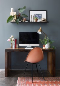 13 Inspiring Home Office Paint Color Ideas - Home Office ...