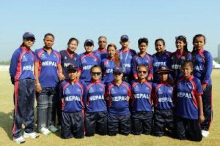 nepal-women-team