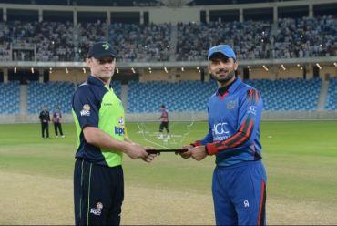 Afghanistan win inaugural Desert T20 Challenge 2017