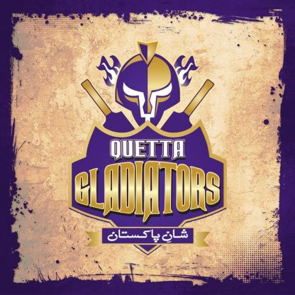 Official Logo of Quetta Gladiators Squad