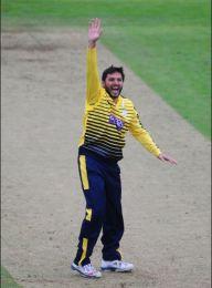 Shahid Afridi Returns To T20 Blast for Hampshire