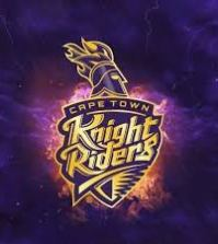 Cape Town Knight Riders SQUAD