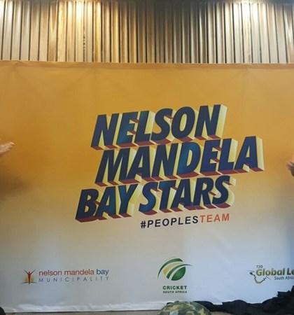 Nelson Mandela Bay Stars SQUAD