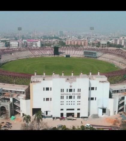 West Indies in Karachi