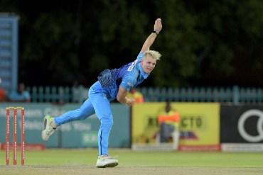 Corbin Bosch to replace Lungi Ngidi in the Tshwane Spartans squad