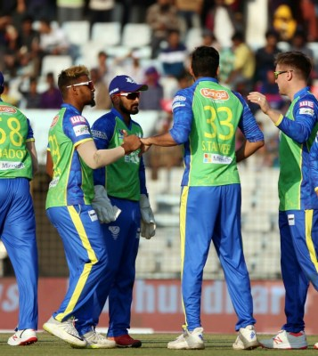 Sohail Tanvir's all-round heroics has helped Sylhet Sixers to seal their third win