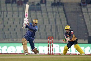 Zazai and bowlers gave Dhaka an emphatic win