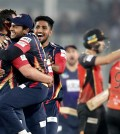 First Super over of BPL 2019 won by Vikings