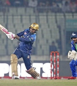 Dhaka remains unbeatable in the BPL 2019