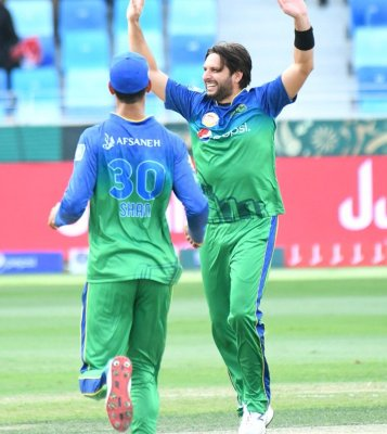 Multan Sultans outclassed United in the PSL 2019 game