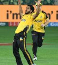 Twitter reacts on Zalmi claimed their first win in an emphatic manner
