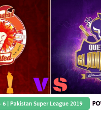 Preview: Pakistan Super League 2019, Match 6, Islamabad United vs Quetta Gladiators