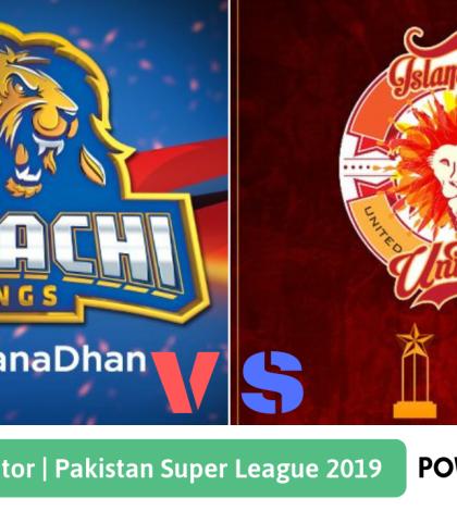Pakistan Super League 2019 Eliminator Islamabad United vs Karachi Kings