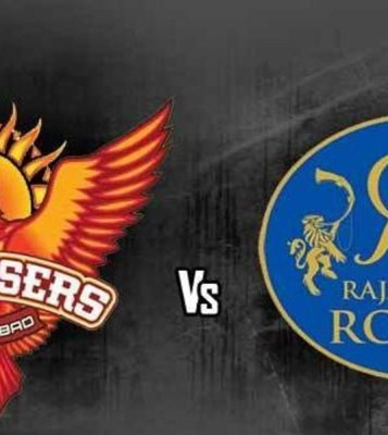 IPL 2019 Game 8 Sunrisers Hyderabad vs Rajasthan Royals