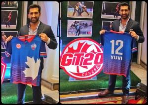 Yuvraj, Afridi, Pollard, Mccullum, Gayle, Russell picked in GT20 Canada player Draft