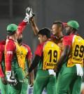 Guyana Amazon Warriors Squad for CPL 2019