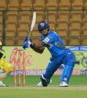 Suchith impresses in rain-hit opening KPL 2019 match