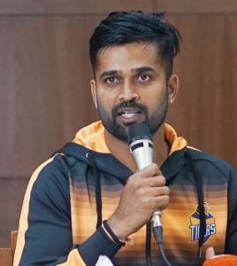 Vinay Kumar moves to Puducherry