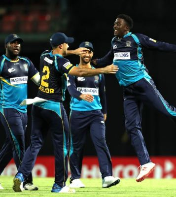 Record-breaking Patriots humbled by Tridents
