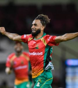 Guyana Amazon Warriors made it nine wins from nine