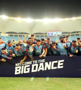 The Netherlands and Namibia booked their place at the ICC Men's T20 World Cup 2020