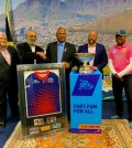 Steyn raring to go as Cape Town Blitz meets Cape Town Mayor