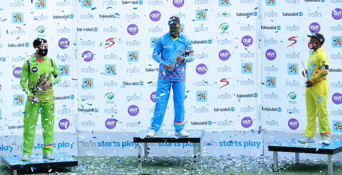 Eagles win as 3TC returns cricket to South Africa