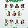 List of commentators, presenters for National T20 Cup