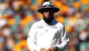 Aleem Dar is in the list of Umpires and officials announced for Zimbabwe tour of Pakistan