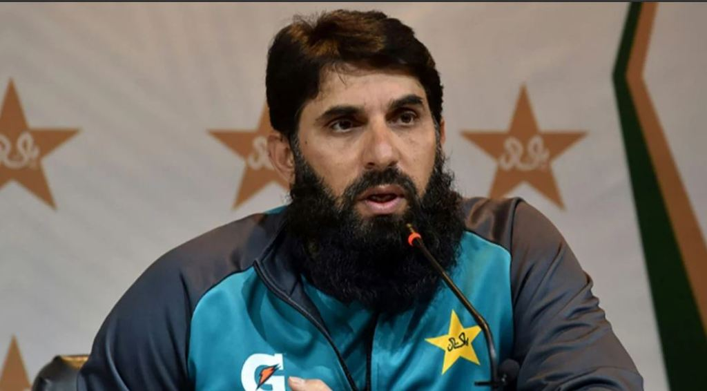 Misbahul Haq steps down as Pakistan's chief selector