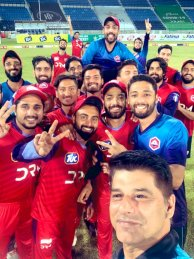 Northern win the Multan leg with five consecutive wins