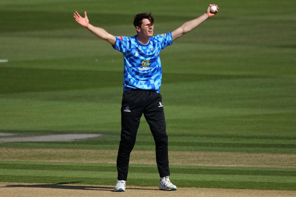 T20 BLAST 2020 Quarter Final 4 Sussex vs Lancashire