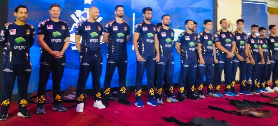Quetta Gladiators Squad for Pakistan Super League 2021