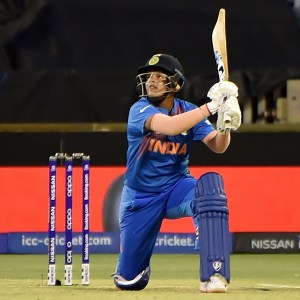 Shafali Verma topped the ICC Women's T20I Player Rankings