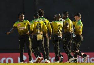 Jamaica Tallawahs Squad for CPL 2021